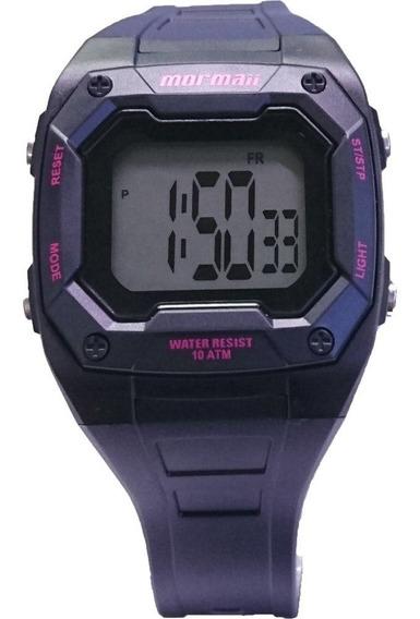 Relógio Masculino Mormaii Mo9451aa/8t Preto