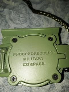 Brujula Militar Marca Cammenga Model 27