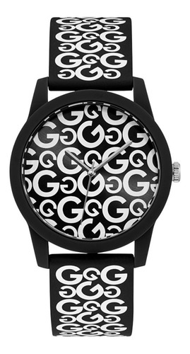 Reloj G By Guess G Craze Dama G59042l2 Negro