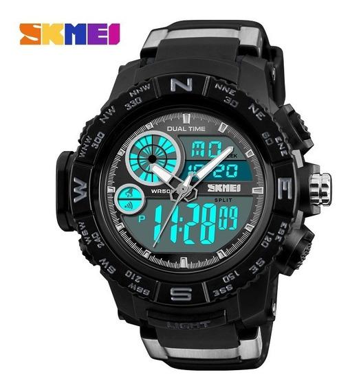 Relógio Masculino Skmei 1332 Original A Prova D