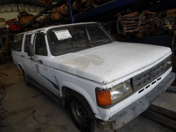 Sucata Veraneio Custom S 1993