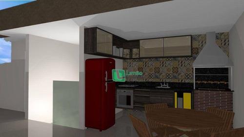 Sobrado Com 2 Dormitórios À Venda, 90 M² Por R$ 395.000,00 - Casa Verde (zona Norte) - São Paulo/sp - So0384