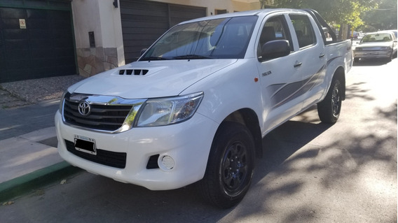 Toyota 2.5 Dx Pack Abs 4x4 Doble Cabina