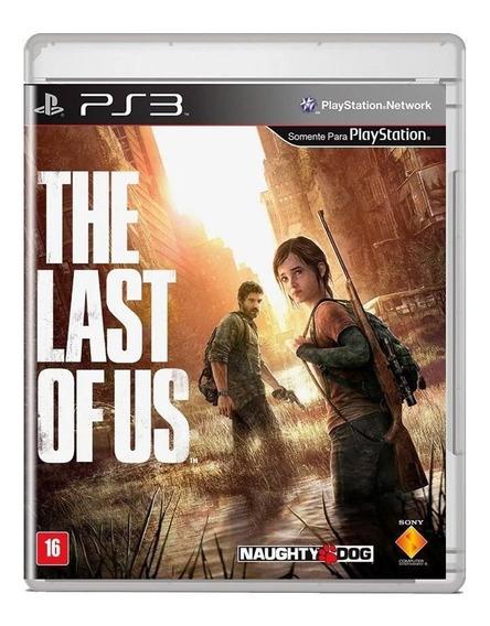 The Last Of Us Ps3 Midia Fisica Pronta Entrega