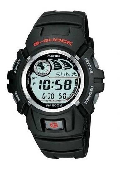 Relógio Casio G-shock G2900f-1vd Alarme Memória Timer 200m