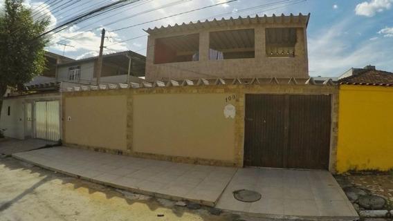 Duque De Caxias - Casa Duplex De 4 Quartos Com 227m2