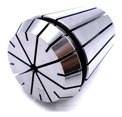 Boquilla Collet Pinza Er 20 Para Cabezal Cnc Diametro 4-3mm