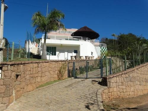 Chácara Com 3 Dormitórios À Venda, 1126 M² Por R$ 1.700.000,00 - Village Morro Alto - Itupeva/sp - Ch0194