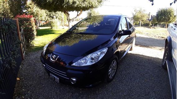 Peugeot 307 110 Cv Hdi 2009 Premium C/techo