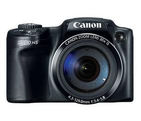 Câmera Canon Powershot Hs510 Hs Zoom 30x