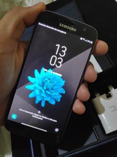 Celular Samsung Galaxy S7 Flat Amoled Impressão Digital