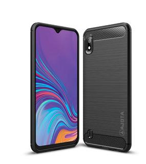 Forro Ajota Fibra De Carbono Samsung Galaxy A10