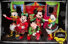 Show De Mickey Y Sus Amigos En Navidad