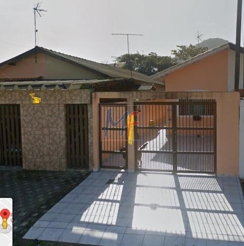 Imagem 1 de 1 de Ref: 10.806 Ótima Casa No Bairro Balneário Itaóca - Mongaguá, Possui 2 Dorms, Cozinha Americana, 1 Vaga De Garagem, 125 M² De Terreno. - 10806