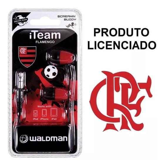 Fone De Ouvido Original Flamengo