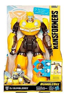 Transformers Dj Bumblebee Figura De Accion Musical Yamanca