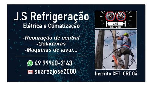 Imagem 1 de 5 de Técnico Eletrotécnica E Refrigeração.