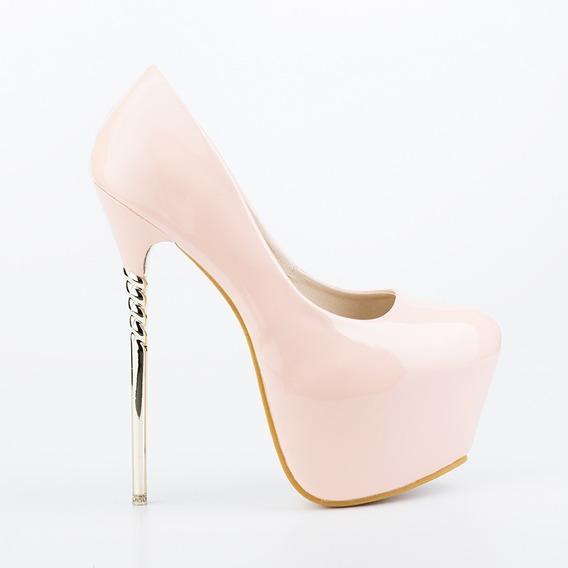 Zapatos Importados Taco Alto
