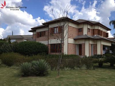 Casa De Esquina Locação Aldeia Da Serra Ref: 2779