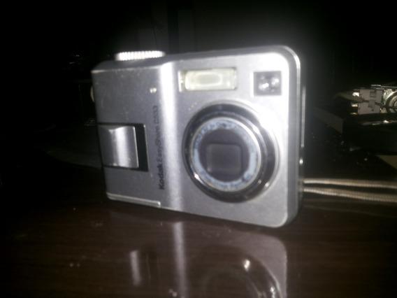 Camera Kodak Easy Share C533 Defeito P/ Retirada Peças