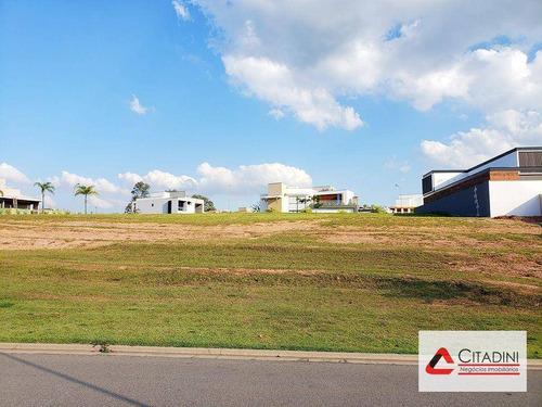 Imagem 1 de 2 de Vendo - Terreno 485m² Em Condomínio Alto Padrão - Te0421 - Te0421