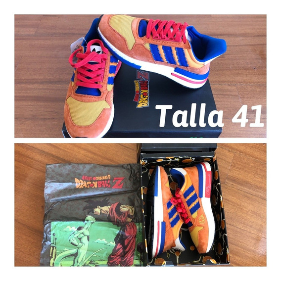 Zapatillas adidas Zx500 Dragon Ball Z Limited Edition