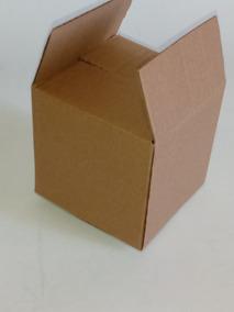 Caixa Papelão Pequena 11 X 11 X 11 - Kit C/50 Unidades