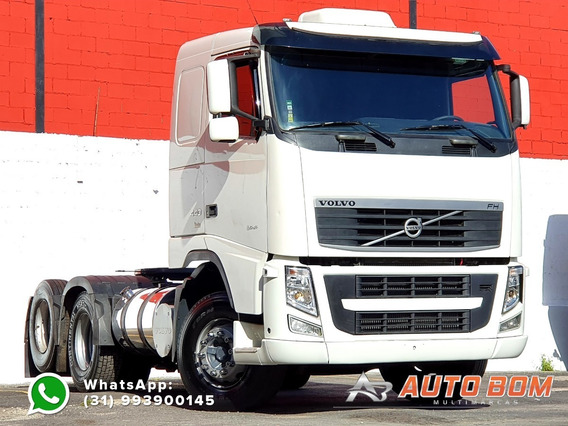 Volvo Fh 440 6x2 I-shift 2011/2011 Ñ É Scania R 440 G 420