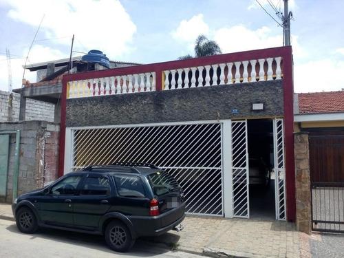 Imagem 1 de 15 de Sobrado Residencial À Venda, Jardim Nova Taboão, Guarulhos - So0672. - Ai3322