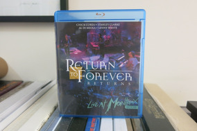 Return To Forever Live At Montreux 2008 Bluray Chick Corea