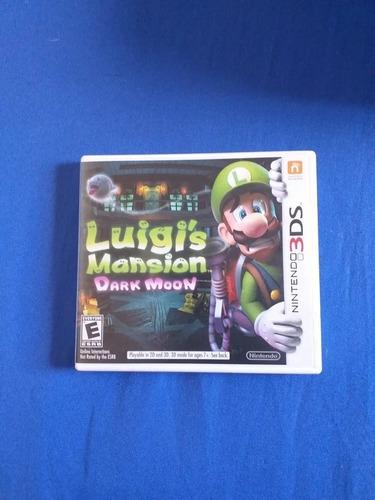 Luigi's Mansion: Dark Moon - Nintendo 3ds