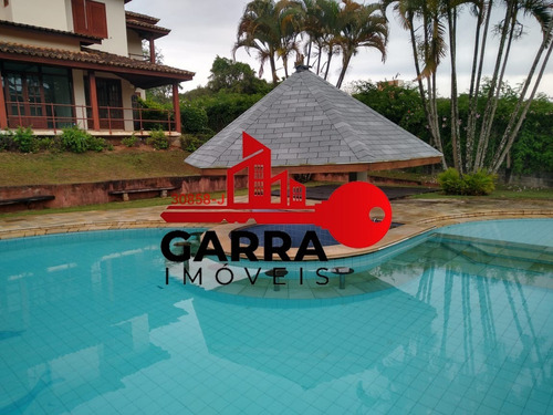 Imagem 1 de 3 de Chácara Residencial À Venda, Jardim Leonor, Itatiba. - Ch00302 - 34111336