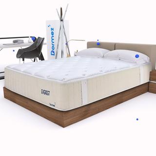 Colchón Queen Size Dormez Everest Bio Memory Foam Gel (mattress En Caja)