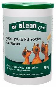 Alcon Club Papa Filhote Pássaro 600g