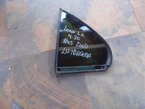 Vendo Vidrio Trasero Izquierdo Triangular De Kia Lexus Ls430