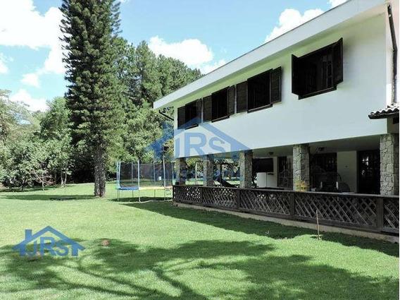 Condomínio Silvino Pereira - Casa De Campo Com 6 Dormitórios À Venda, 5187 M² Por R$ 4.800.000 - Parque Silvino Pereira - Cotia/sp - Ch0025