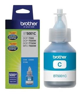 Botella De Tinta Brother Original Bt5001 T310 T510 T710 T910