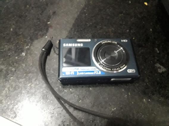 Camara Digital Samsung Dv150f Como Nueva