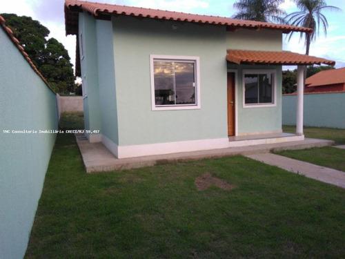Casa Para Venda Em Maricá, Jardim Atlântico Central (itaipuaçu), 2 Dormitórios, 1 Suíte, 2 Banheiros, 4 Vagas - Iv0443_2-1158935