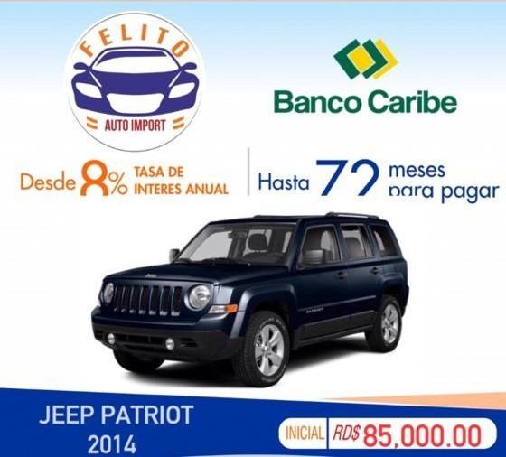 Jeep Patriot High Altitud
