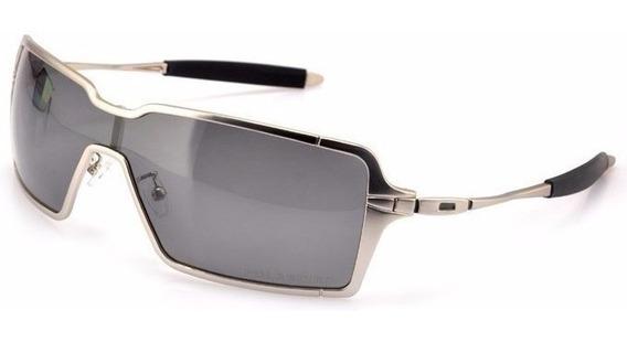 Óculos Probation Prata Polarizado Co00-00736