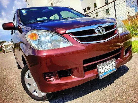 Toyota Avanza 1.5 Premium At 2009
