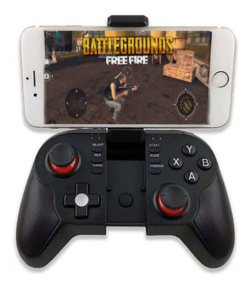 Controle Joystick Bluetooth Celular Android Free Fire Pubg