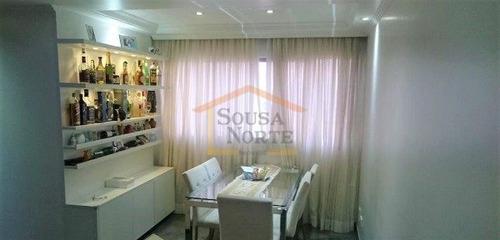 Apartamento, Venda E Aluguel, Vila Nova Mazzei, Sao Paulo - 24882 - V-24882