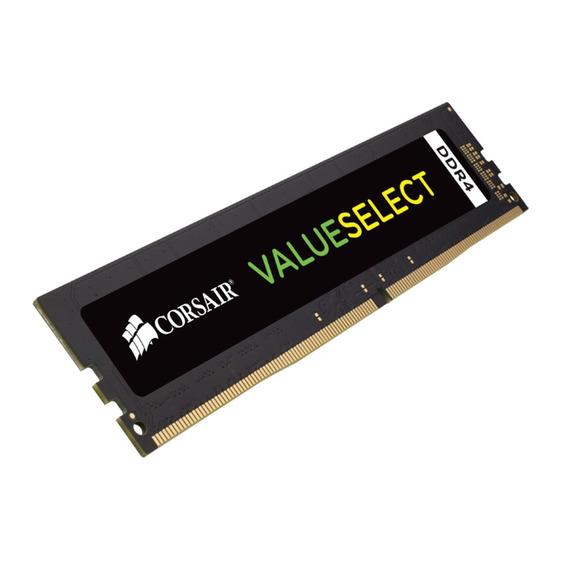 Memoria Ram Corsair 8gb Ddr4 2400 Value 1.2v Tienda Oficial