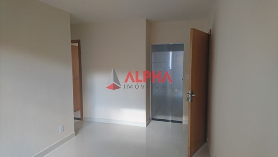 Apartamento De 03 Quartos No Bairro Alvorada Em Contagem - 5244