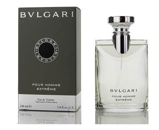 Perfume Bulgari Pour Homme Extreme Amostra Decant De 2ml