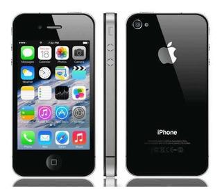 iPhone 4s Black 8gb Com Caixa Original