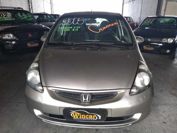 Honda Fit Lxl 1.4 2005