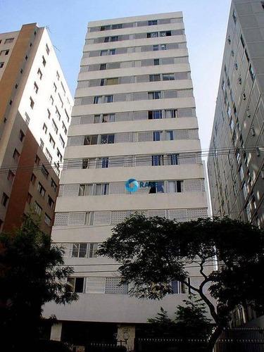 Apartamento, 107 M² - Venda Por R$ 1.150.000,00 Ou Aluguel Por R$ 4.000,00 - Itaim - São Paulo/sp - Ap9831